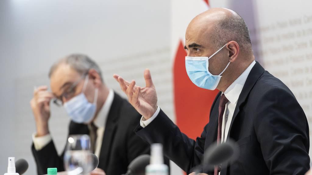 Antikörpertest berechtigen zu Zertifikat – das plant der Bundesrat