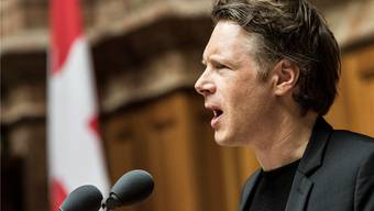Jonas Fricker tritt als Nationalrat zurück.