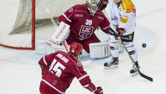 Lausanne setzte sich auch gegen Fribourg-Gottéron durch und ist nach zwei Runden als einziges Team der NLA noch ohne Verlustpunkt