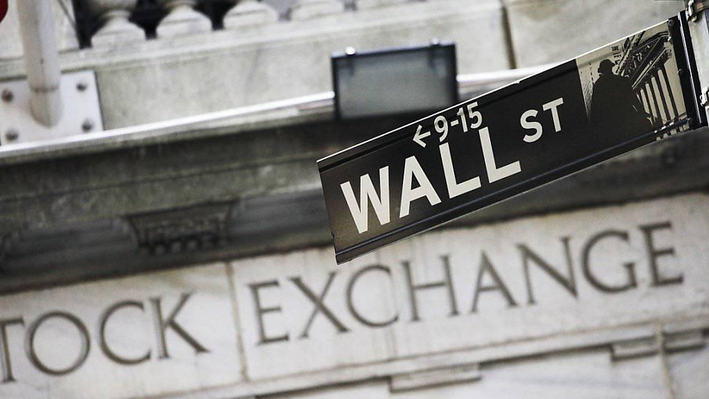 Boni an der Wall Street weiter gefallen