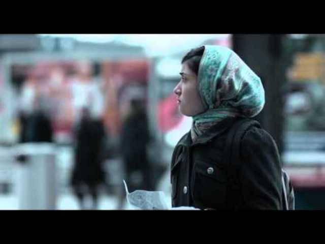 Der Trailer zum Kurzfilm Parvaneh