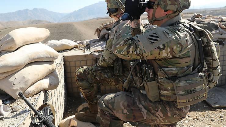 """""""Moderate"""" Verstärkung: Die USA verlegen weitere Truppen in die Golf-Region. (Symbolbild)"""