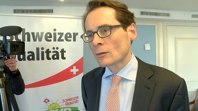 Roger Köppel will für die SVP in den Nationalrat