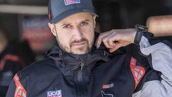 Tom Lüthi startet am Sonntag so weit hinten wie noch nie 2020