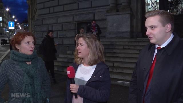 JSVP Chefs wegen Rassendiskriminierung verurteilt