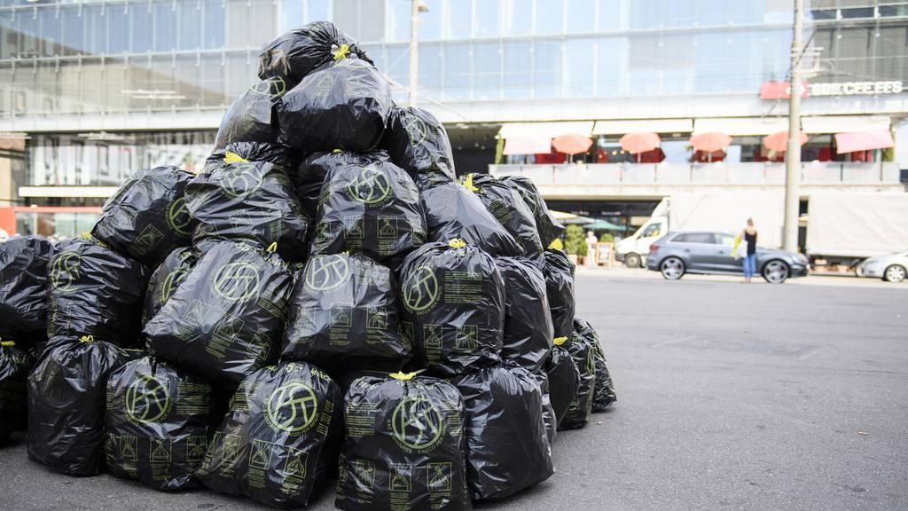 90 % der Rohstoffe landen im Abfall