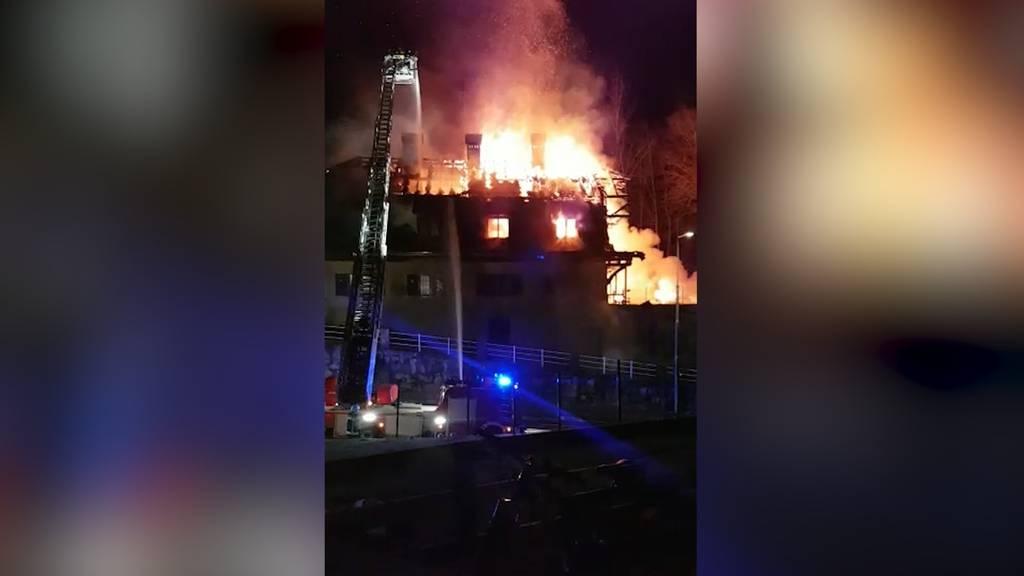 Freiburg: Brand fordert ein Todesopfer