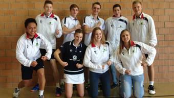 Team Argovia führt die NLB-Tabelle souverän an.