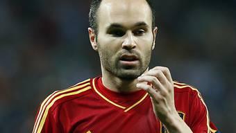 Andres Iniesta: bester Spieler der EM 2012