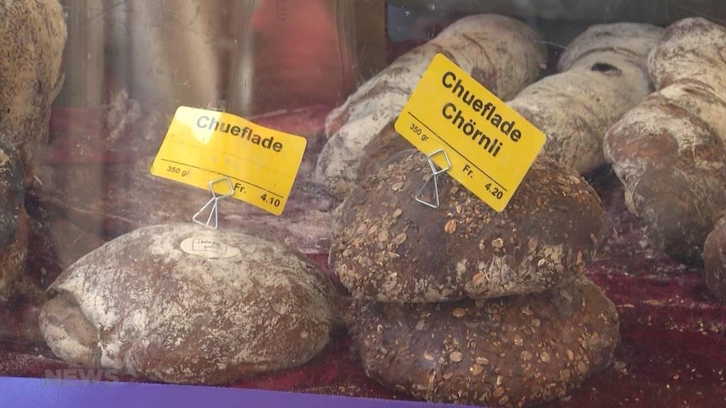 Erster Berner Brotsommelier gewährt einen Einblick in seine Teig-Kunst