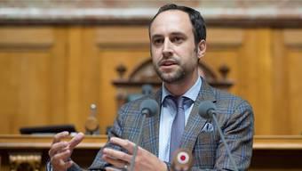 Christian Wasserfallen (FDP/BE) war im Nationalrat einer der Befürworter eines lascheren CO2-Gesetzes.