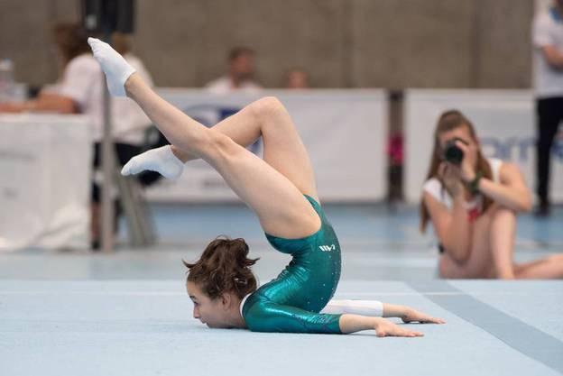 Kraft, Beweglichkeit, Eleganz......führt zum Gewinn der Schweizer Meisterschaften 2018,  Kategorie P4.
