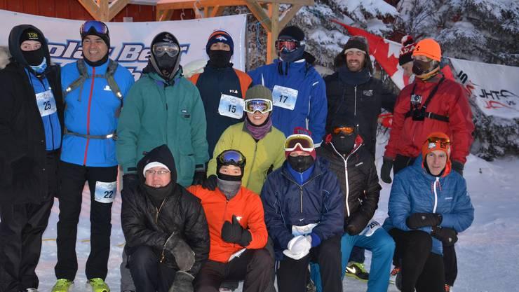 Polar Bear Marathon