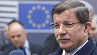 Der türkische Premierminister Ahmet Davutoglu will sein Amt abgeben.