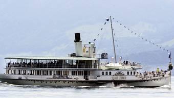 Dampfschiff «Stadt Zürich»