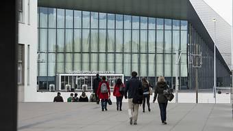 Das SwissTech Convention Center an der ETH in Lausanne (Archiv)