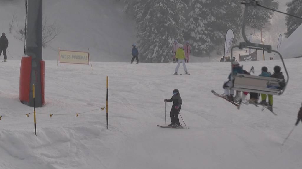 Traumwetter bei eisigen Temperaturen in den Skigebieten