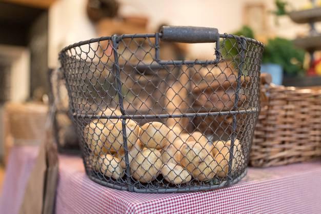 Je frischer, desto besser: Das gilt auch für Kartoffeln.
