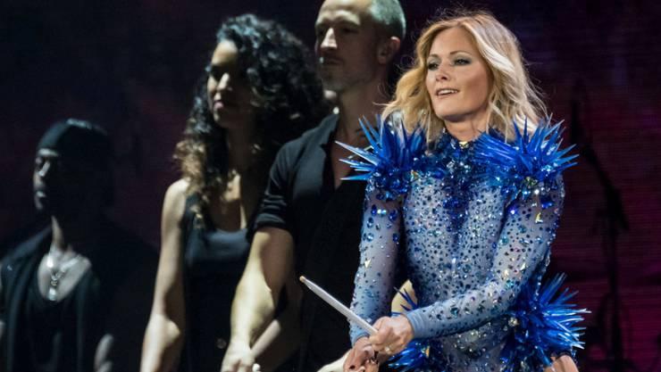 Singen alleine genügt ihr nicht: Schlager-Star Helene Fischer präsentiert sich in ihrer neuen Show einmal mehr als Multitalent.