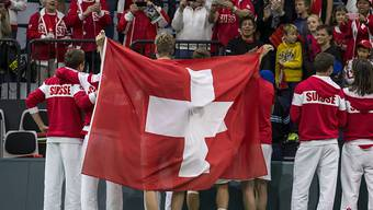 Das Duell gegen Schweden ist für das Schweizer Davis-Cup-Team die Dernière vor der Reform des Wettbewerbs
