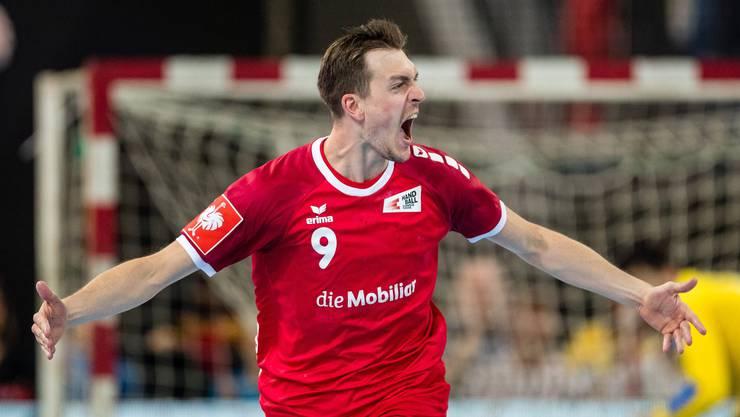 Darf unverhofft an die WM reisen: Der Aargauer Marvin Lier.