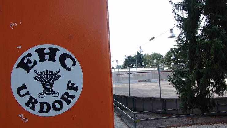 Kunsteisbahn Weihermatt: «Der Gemeinderat hat eine andere Optik als die Eissportvereine.» (Bild: Flavio Fuoli)