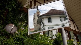 Solaranlagen sind ein heikles Thema, denn die Dächer in Messen sind für das Dorfbild wichtig.