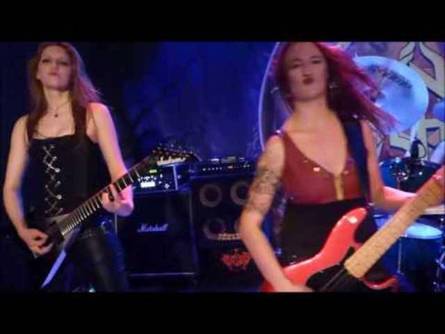 Burning Witches - Holy Diver (Live @ Met-Bar Lenzburg 2016)