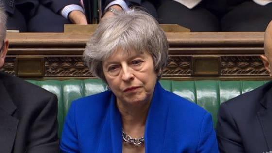 Die britische Premierministerin Theresa May hat die Vertrauensabstimmung gewonnen.