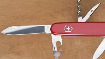 Ein Schweizer Taschenmesser (Symbolbild)