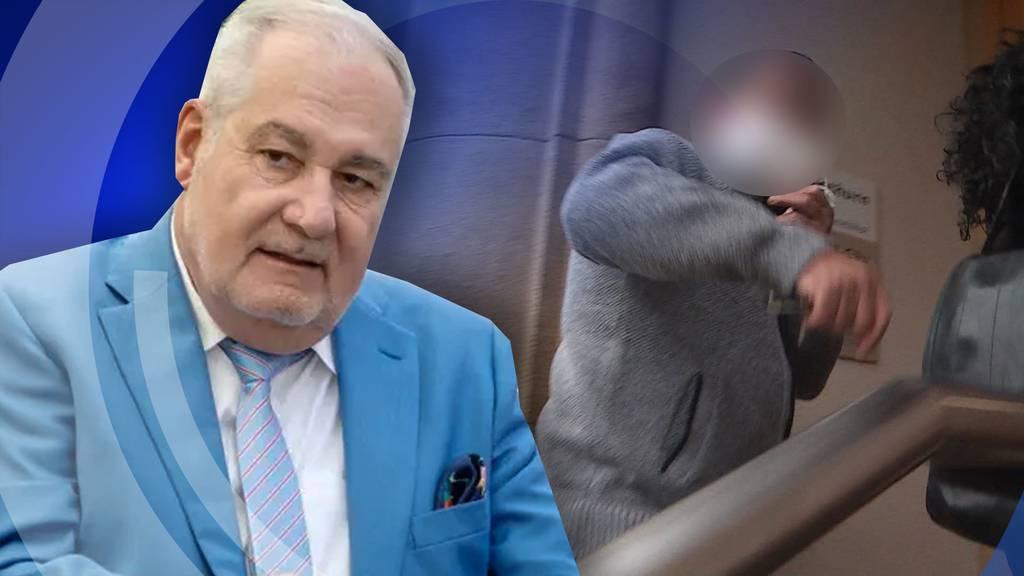 Boris Banga für einmal nicht Anwalt sondern Zeuge