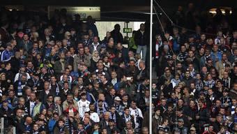 Mittlerweile steht die Bundesliga-Uhr des HSV bei 54 Jahren und 238 Tagen.
