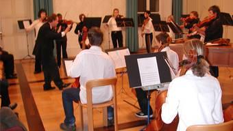 Musizierstunde der Musikschule Grenchen im Bachtelen. Mit 20 war für Musikschüler bisher Schluss.