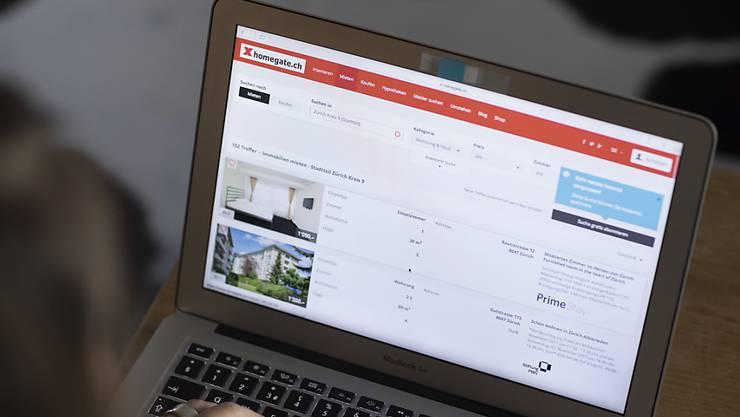 In der Schweiz sind gehobene Eigentumswohnungen im Schlussquartal teurer geworden. (Archiv)