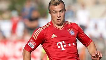 Shaqiri schiesst Traumtor für Bayern
