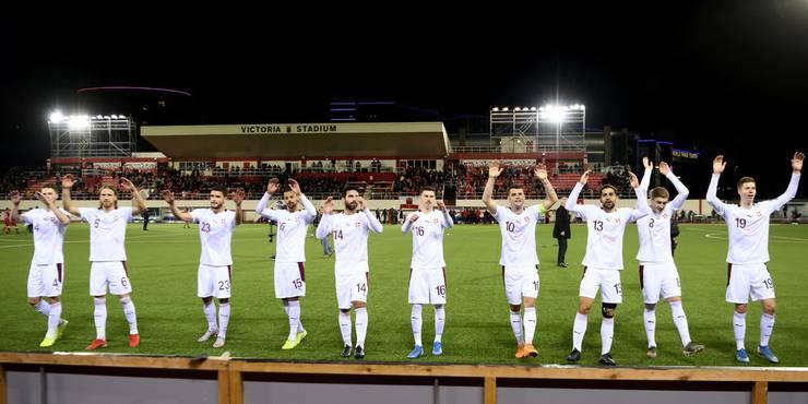 Am 18. November 2019 bestritt die Schweizer Nationalmannschaft ihr letztes Spiel. Und qualifizierte sich dank des Sieges in Gibraltar für die EM.