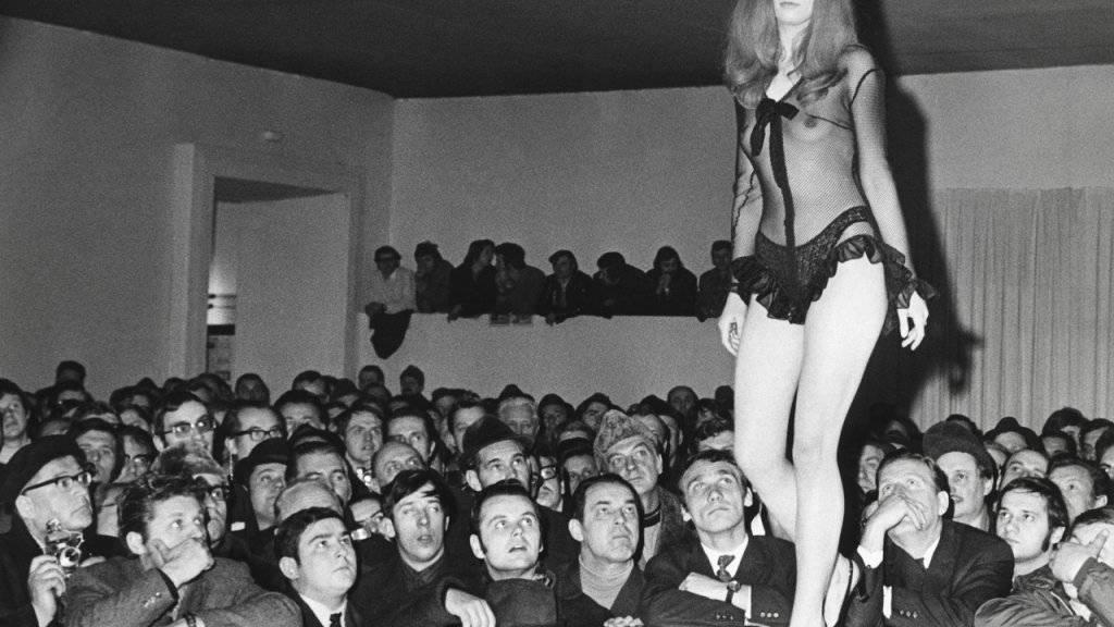 """Mit der Ausstellung """"Sex in Wien"""" feiert das Wien Museum am Karlsplatz einen Eintrittsrekord. Die Ausstellung schloss am 22. Januar 2017."""