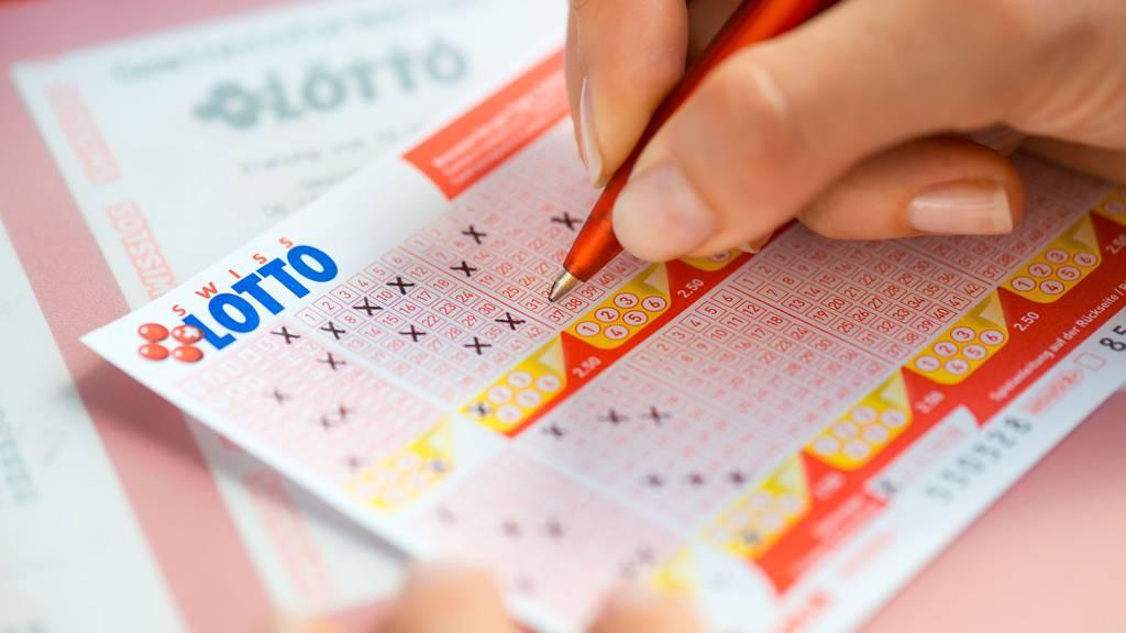 Lotterieumsatz um 53 Millionen Franken gestiegen