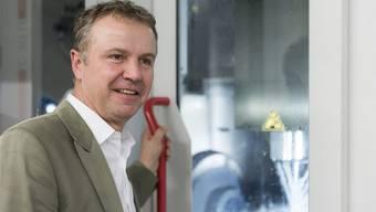 Tochtergesellschaften in der ganzen Welt: Medartis-CEO Willi Miesch. (Archiv)