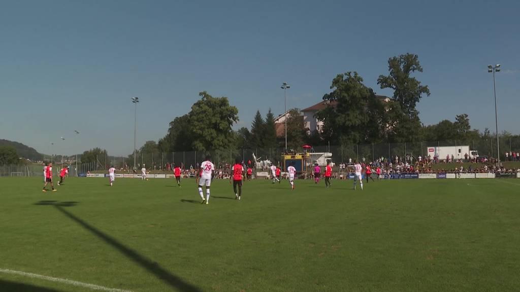 FC Schötz verliert gegen Sion 0:3