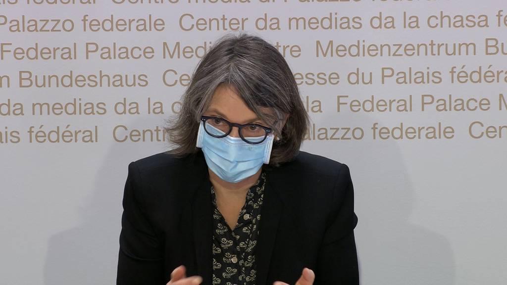 BAG bedauert Datenleck von Portal «meineimpfungen.ch»