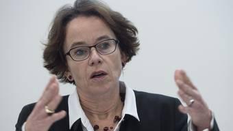 «Die Richtung, die der Nationalrat einschlägt, ist höchst unglücklich.»: Eva Herzog.