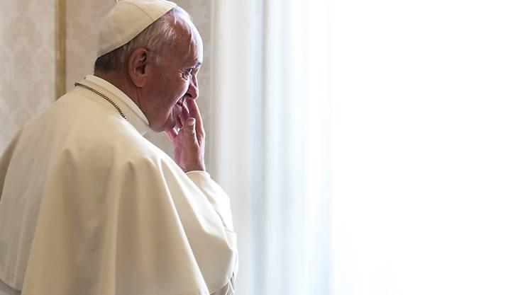 """Hofft auf ein """"Ende der Kultur des Missbrauchs und der Verschleierung"""": Papst Franziskus. (Archivbild)"""