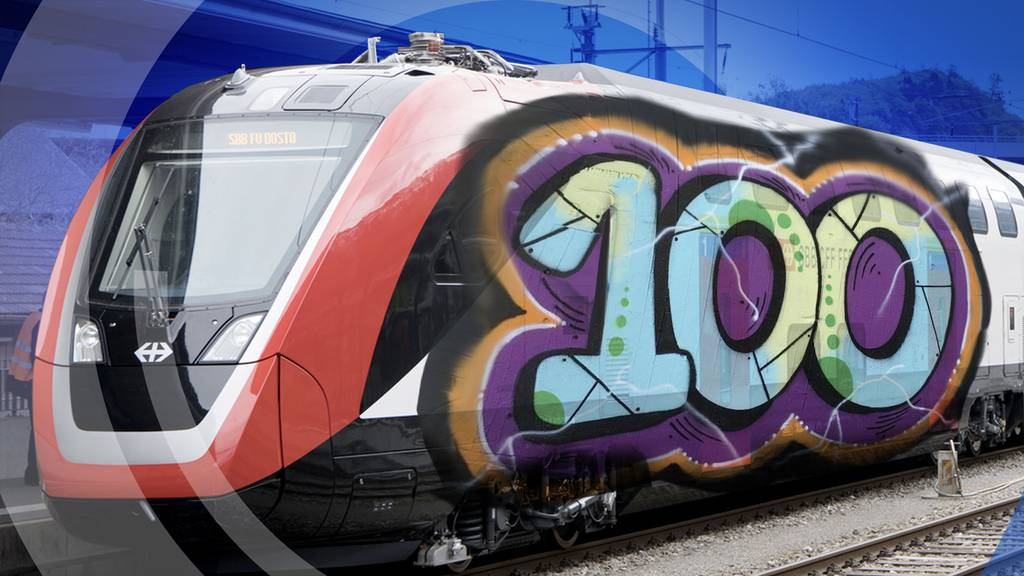Graffiti-Prozess