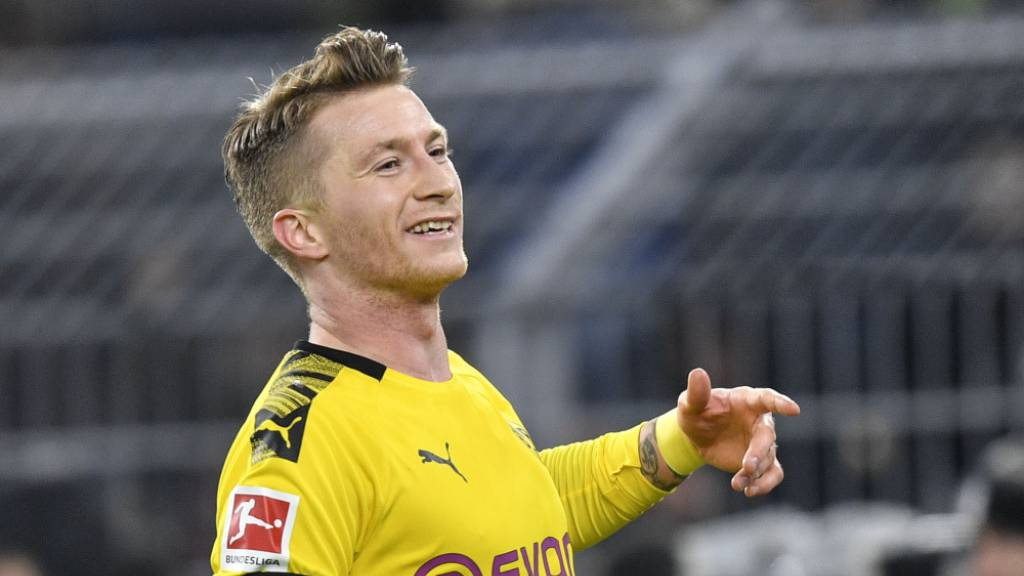 Dortmunds Captain Reus spendet 500'000 Euro