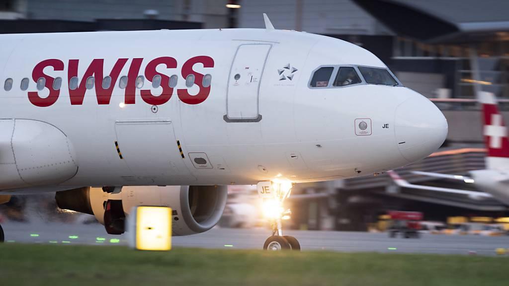 Die Swiss stockt auch die hohen Pilotenlöhne auf