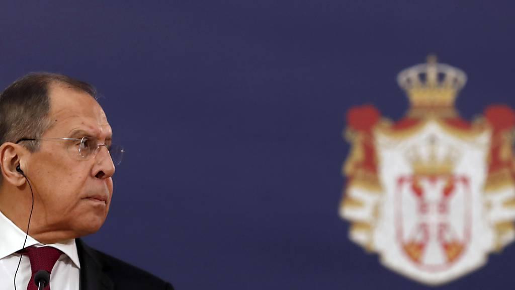 Russland geht von Scheitern der Abrüstungsgespräche mit USA aus