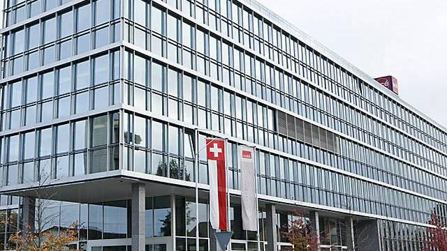 Adecco-Sitz in Glattbrugg