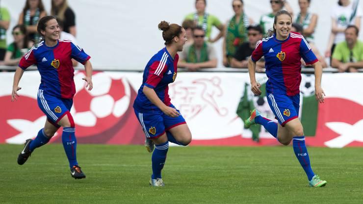 Können sich die FCB-Frauen gegen Zürich behaupten?