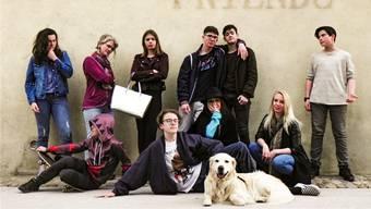 Die junge Theaterwerkstatt zeigt dieses Wochenende ihr neustes Stück «Friends».